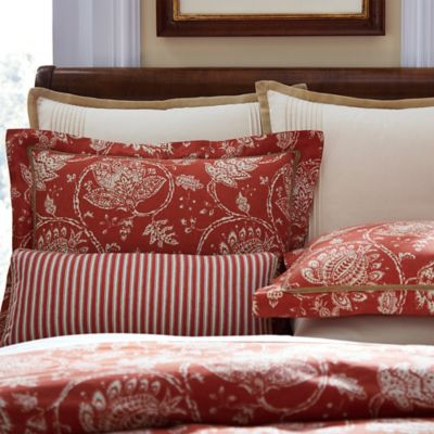 Inspired by Kravet Alsace European Pillow Sham in Linen