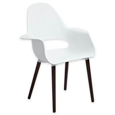 American Atelier Conrad Chair in White