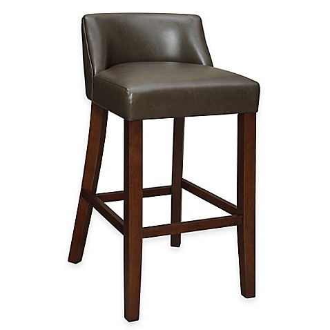Landon Low Back Stool Bed Bath Amp Beyond