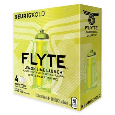 Keurig® KOLD™ 4-Count Flyte™ Lemon Lime Launch™