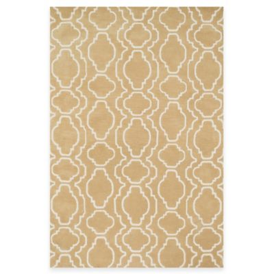 Loloi Rugs Cassidy Trellis 7-Foot 6-Inch x 9-Foot 6-Inch Area Rug in Beige