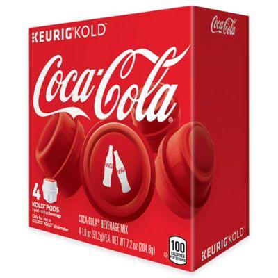 Keurig® KOLD™ 4-Count Coca-Cola®
