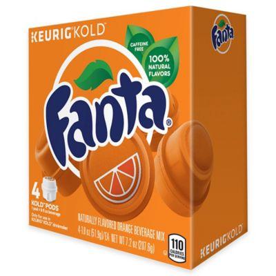 Keurig® KOLD™ 4-Count Fanta® Orange
