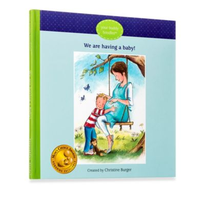 "Noodle and Boo® Your Buddy Boodles™ ""We are having a baby!"" Book by Christine Burger"