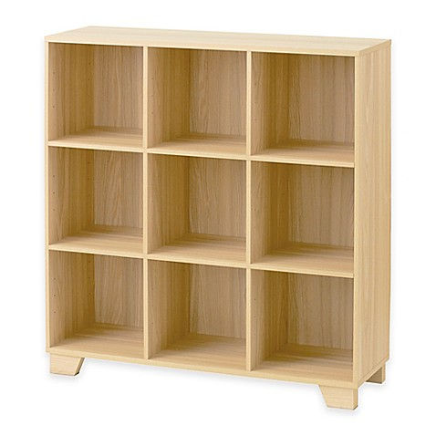 Real Simple 174 9 Cube Storage Unit In Natural Bed Bath