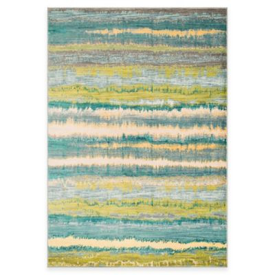 Loloi Rugs Lyon Striped 3-Foot 9-Inch x 5-Foot 2-Inch Area Rug