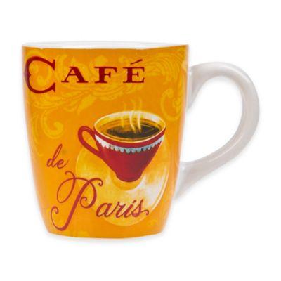 """""""Café de Paris"""" Mug"""