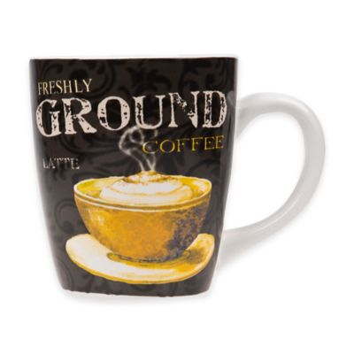 "Latte Coffee"" Mug"