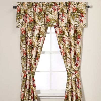 Tommy Bahama Tropical Window Treatments