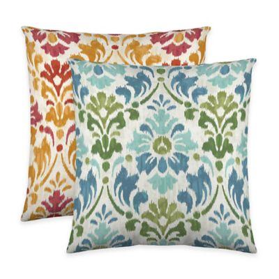 Colorfly™ Sasha Throw Pillow in Sorbet (Set of 2)