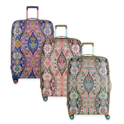 Oilily® Travel 29-Inch Trolley Suitcase in Brown