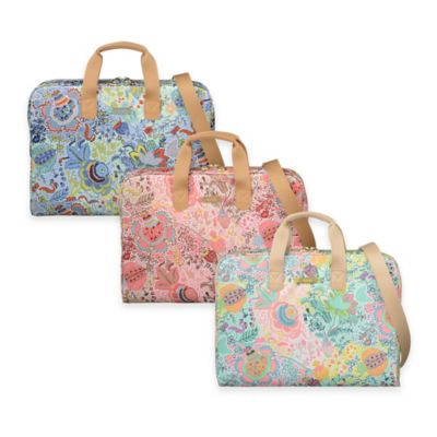 Oilily® Botanical Garden 15.5-Inch Laptop Bag in Coral