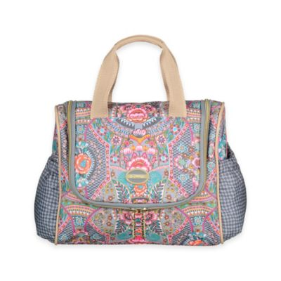 Oilily® Fun Paisley Travel Kit with Hook in Iron