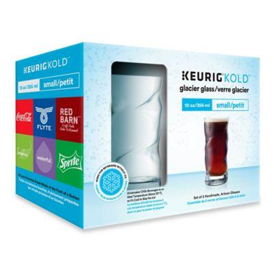 Keurig® KOLD™ Glacier Glass (Set of 2)