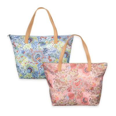 Oilily® Botanical Garden Beach Shopper Bag in Pink