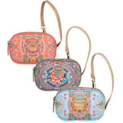 Oilily® Fun Paisley Phone/Camera Holder in Lagoon