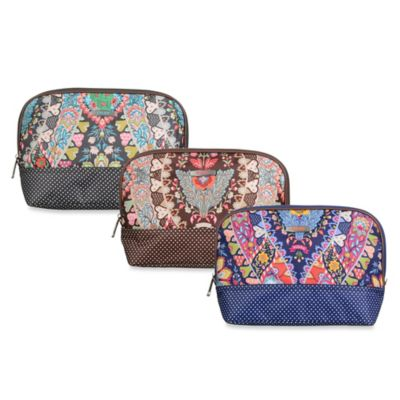 Oilily® Travel Small Toiletry Bag in Navy