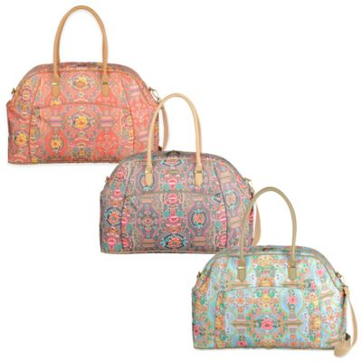 Oilily® Fun Paisley Overnighter in Iron