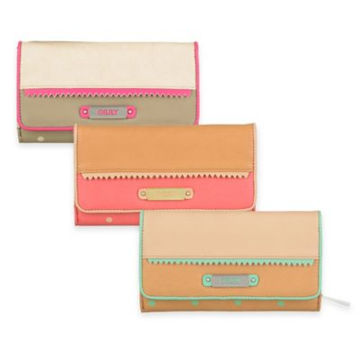 Oilily® Dotty Small Wallet in Nude