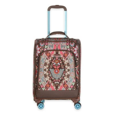 Brown Carry On Luggage