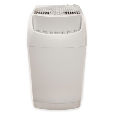 Essick Air AIRCARE Evaporative Space-Saver Humidifier in White