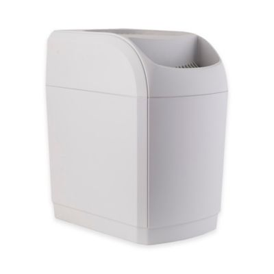 Essick Air AIRCARE Evaporative Pedestal Humidifier in White