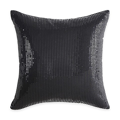 Buy Vince Camuto 174 Basel Sequin Square Throw Pillow In