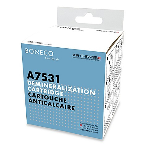 Boneco Air-O-Swiss® Advanced Air Treatment Systems Replacement Demineralization Cartridge