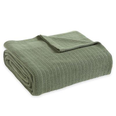 Fiesta® Full/Queen Blanket in Sage