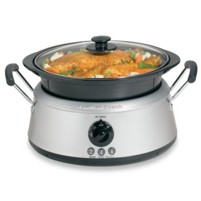 Hamilton Beach® 3-in-1 Slow Cooker