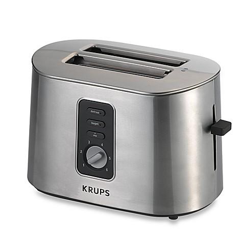 Krups 2 Slice Toaster Bed Bath Amp Beyond