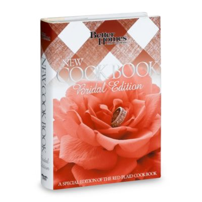 Better Homes & Gardens® New Cook Book Bridal Edition: Special Edition of the Red Plaid Cook Book