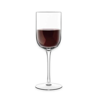Red Wine Glass Stem