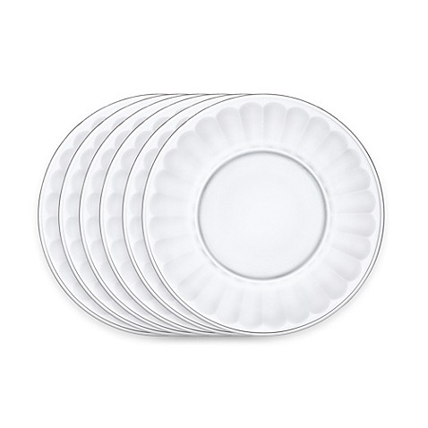 La rochere perigord canape plates set of 6 www for Canape plate sets