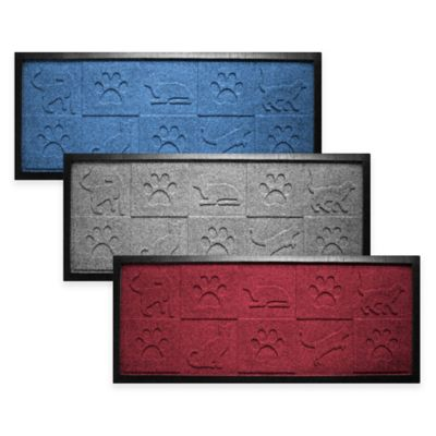 Bordeaux Door Mats Boot Trays