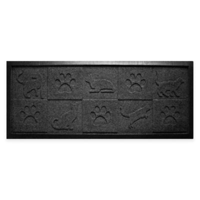 Mat Boot Tray in Charcoal Door Mats