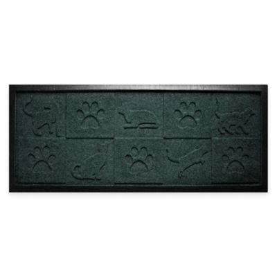 Mat Boot Tray in Evergreen Door Mats