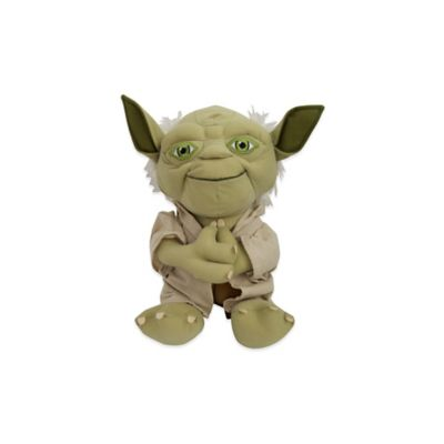 "Star Wars™ ""The Force Awakens"" Yoda Pillow Buddy"