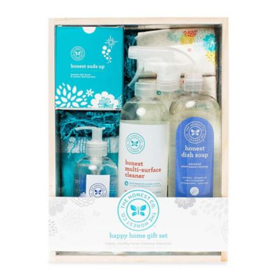 Honest Happy Home Gift Set
