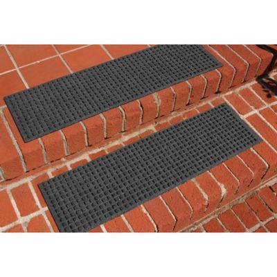 Gray Stair Treads