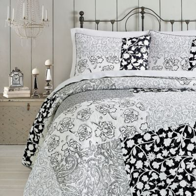 Jessica Simpson® Willah Full/Queen Quilt