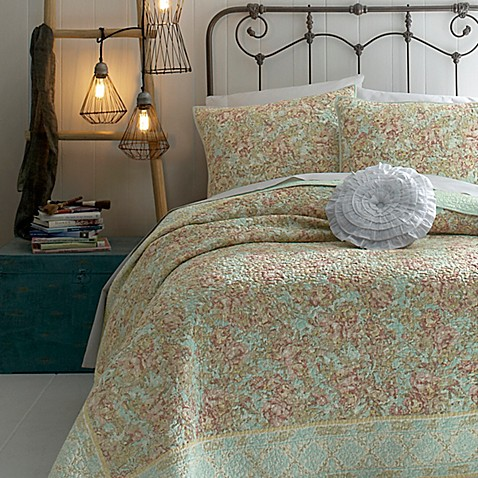 Jessica Simpson 174 Marina Quilt Bed Bath Amp Beyond