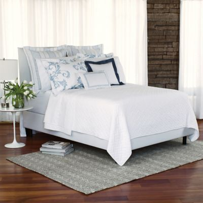 Bellora® Mia Full/Queen Coverlet in White