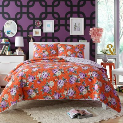 Teen Vogue® Pop Vintage Twin Quilt Set