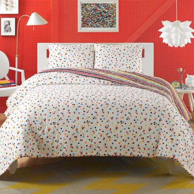 Teen Vogue® Ditsy Dot Full/Queen Quilt Set