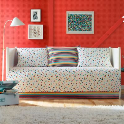 Teen Vogue® Ditsy Dot Daybed Set