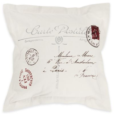 Park B. Smith Postale European Pillow Sham