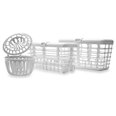 Infant and Toddler Dishwasher Basket Combo Pack by Prince Lionheart®