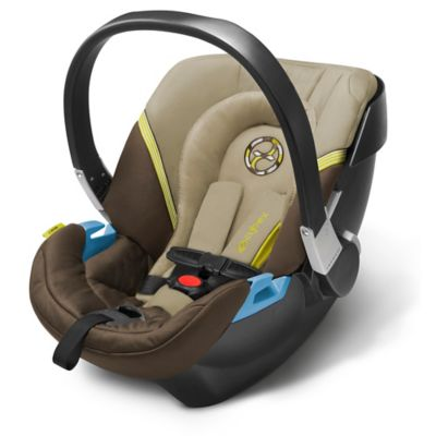 Cybex Aton 2 Infant Car Seat in Limestone