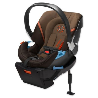 Cybex Gold Aton 2 Infant Car Seat in Coffee Bean